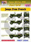 1-35-Willys-Jeep-MB-Ford-GPW-Free-French-Jeeps