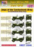 1-35-Willys-Jeep-MB-Ford-GPW-Czechoslovak-Army-Jeeps-Pt-2