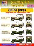 1-48-Willys-Jeep-MB-Ford-GPW-AFPU-Jeeps