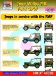 1-48-Willys-Jeep-MB-Ford-GPW-RAF-Jeeps-Pt-1