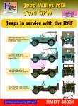 1-48-Willys-Jeep-MB-Ford-GPW-RAF-Jeeps-Pt-2