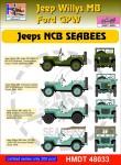 1-48-Willys-Jeep-MB-Ford-GPW-USAAF-Jeeps