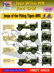1-48-Willys-Jeep-MB-Ford-GPW-Flying-Tigers-Jeeps