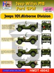 1-48-Willys-Jeep-MB-Ford-GPW-101st-Airborne-Div-