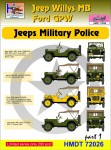 1-72-Willys-Jeep-MB-Ford-GPW-Military-Police-Pt-1