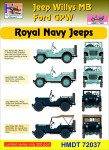 1-72-Willys-Jeep-MB-Ford-GPW-Royal-Navy-Jeeps