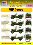 1-72-Willys-Jeep-MB-Ford-GPW-VIP-Jeeps-Pt-2