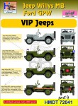 1-72-Willys-Jeep-MB-Ford-GPW-VIP-Jeeps-Pt-4