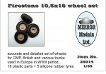 1-35-Firestone-105x16-wheel-set