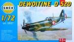 1-72-Dewoitine-D-52O