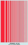DECAL-RED-DAY-GLO-STRIPES-Fs-28913