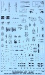 1-48-STENCILLINGS-DATE-FOR-LO-VIZ-F-104-A-M-I-