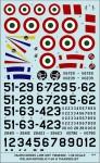1-48-REPUBLIC-F-84-G-THUNDERJET-Italian-Insigna