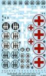 1-72-REGIA-AERON-NATIONAL-INSIGNA-FOR-Cz-506-Cz-007-Bf-109-Ba-65