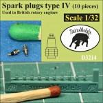 1-32-Spark-plugs-type-IV-10-pcs-