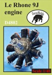 1-48-Le-Rhone-9J-engine-resin-and-PE-set