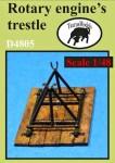 1-48-Rotary-engines-trestle-resin-set