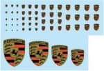 RARE-Emblem-Decal-Type3-Porsche
