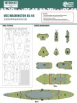 1-700-USS-WASHINGTON-BB-56-FOR-TRUMPETER-05735