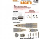 1-350-WWII-IJN-Battleship-Nagato-for-Hasegawa-40024