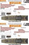 1-350-WWII-IJN-Battleship-Musashi-for-Tamiya-78016
