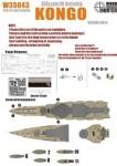1-350-WWII-IJN-Battleship-Kongo-for-Fujimi-60000
