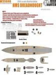 1-350-WWII-HMS-Dreadnought-Battleship-for-Trumpeter-05328