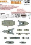 1-350-WWII-IJN-Battleship-MIKASAfor-Hasegawa-40061