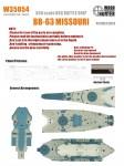 1-350-WWII-Missouri-Battleshipfor-Trumpeter-80604