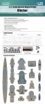 1-350-German-Heavy-Cruiser-BlucherFor-Trumpeter-05346
