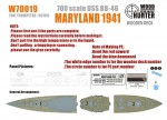 1-700-USS-BB-46-Maryland-1941-For-Trumpeter-05769