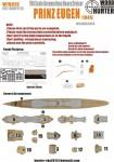1-700-WWII-German-Navy-Prinz-Eugen-Heavy-Cruiser-1945-for-Trumpeter-05767