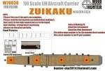 1-700-WWII-IJN-Zuikaku-Aircraft-Carrier-for-Fujimi-430522-and-65289