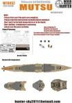 1-700-WWII-IJN-Mutsu-Battleship-for-Fujimi-421490-and-65289