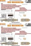 1-700-WWII-USN-Battleship-USS-Washington-for-Trumpeter-05735