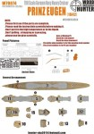 1-700-WWII-German-Navy-Heavy-Cruiser-Prinz-Eugen-1942-for-Trumpeter-05766