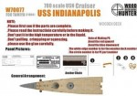 1-700-WWII-USS-Indianapolis-CA35-for-Tamiya-31804