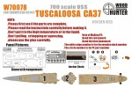 1-700-WWII-USS-Tuscaloosa-CA37-for-Trumpeter-05745-