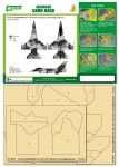 1-48-Airbrush-CAMO-MASK-for-F-16C-Adersary-Camo-Scheme
