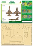 1-48-Airbrush-CAMO-MASK-for-F-16A-NSAWC-53-Camo-Scheme