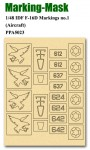 1-48-IDF-F-16D-Markings-no-1-Aircraft