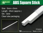 RARE-ABS-Square-Stick-5mm-x-5mm-ctvercovy-profil