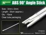 ABS-90-Angle-Stick-3mm-x-3mm-uhlovy-profil
