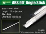 ABS-90-Angle-Stick-4mm-x-4mm-uhlovy-profil