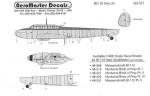 RARE-1-48-Stencil-Data-for-Messerschmitt-Bf-110