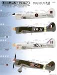 1-48-Tempest-Mk-V-4-NX204-JV-X-6-Sqn-Devers
