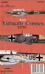 1-48-Early-Luftwaffe-Crosses-600mm-to-2000mm-Double-sheet