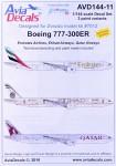 1-144-Decals-B777-300ER-Emirates-Etihad-Qatar