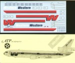 1-144-McDonnell-Douglas-DC-10-10-WESTERN-Airlines-Polished-fuselage