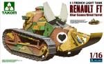 1-16-French-Light-Tank-Renault-FT-Char-Canon-Girod-Turret